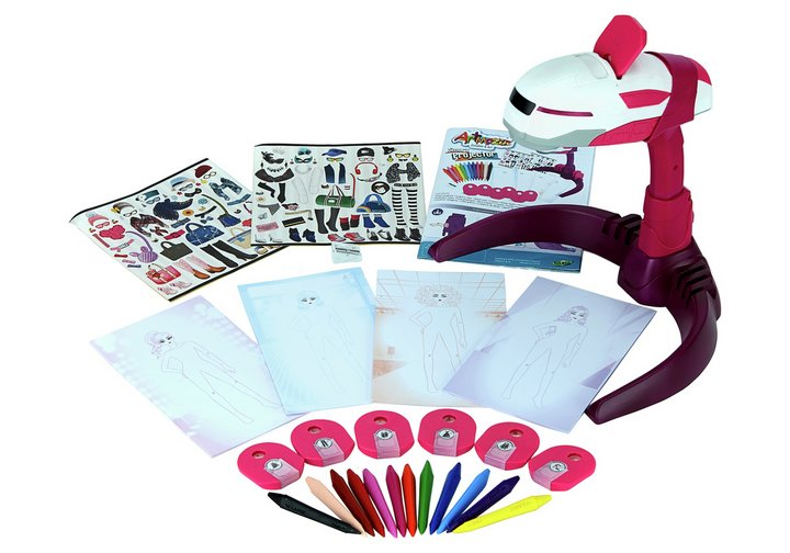 Chad Valley Be U Fashion Projector Set