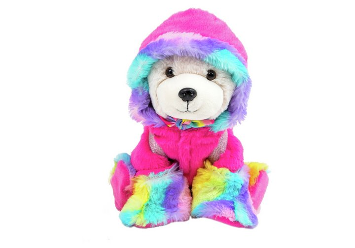Chad Valley Bright Paws Out & About Outfit
