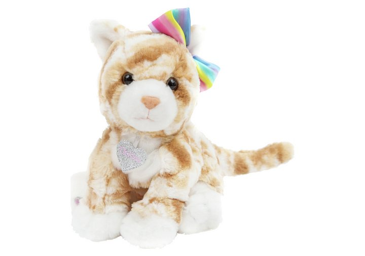 Chad Valley Bright Paws Tickle the Kitten Soft Toy