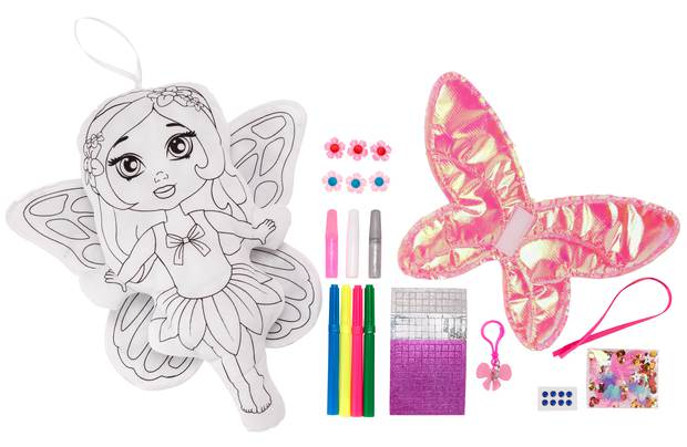 Chad Valley Colour In Fairy Friend
