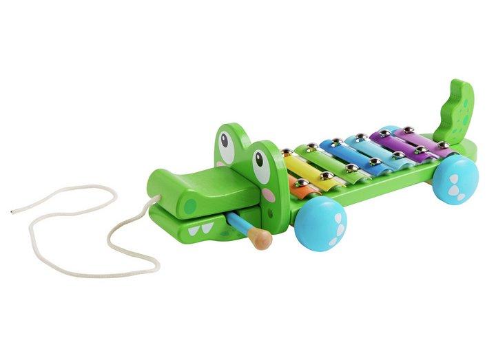 Chad Valley Crocodile Xylophone
