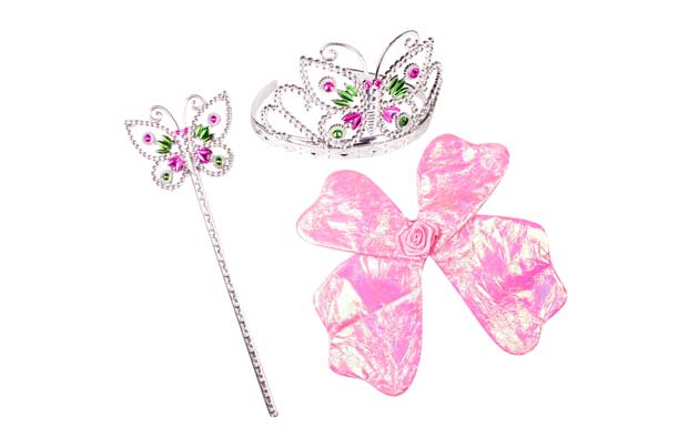 Chad Valley Designabear Butterfly Princess Accessory Set