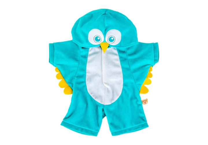 Chad Valley Designabear Owl All-in-One Outfit