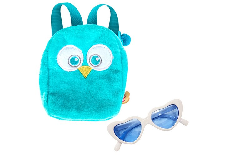Chad Valley Designabear Owl Backpack Set