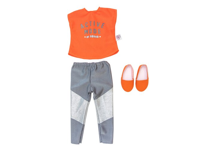 Chad Valley Designafriend Active Outfit