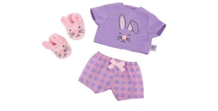 Chad Valley Designafriend Bunny Pyjamas Outfit