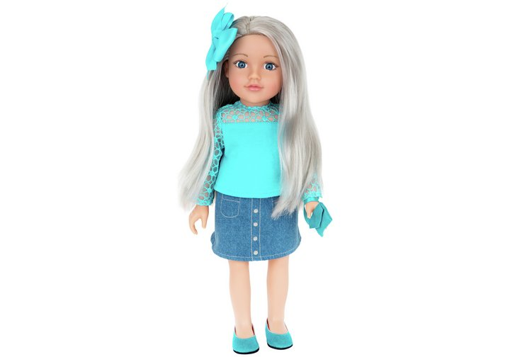Chad Valley Designafriend Holly Doll