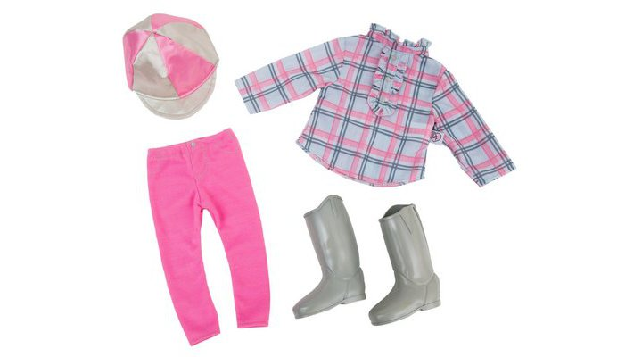 Chad Valley Designafriend Horse Riding Outfit