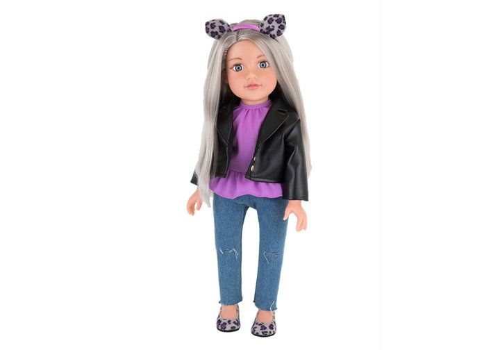 Chad Valley Designafriend Lottie Doll