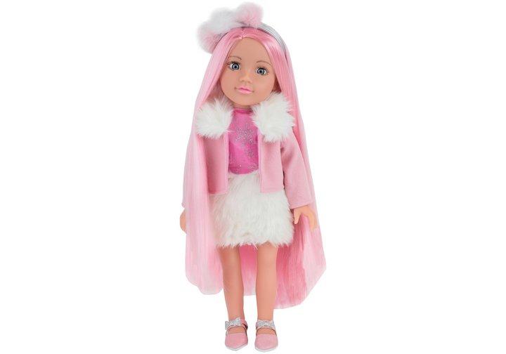 Chad Valley Designafriend Polly Pom Pom Doll
