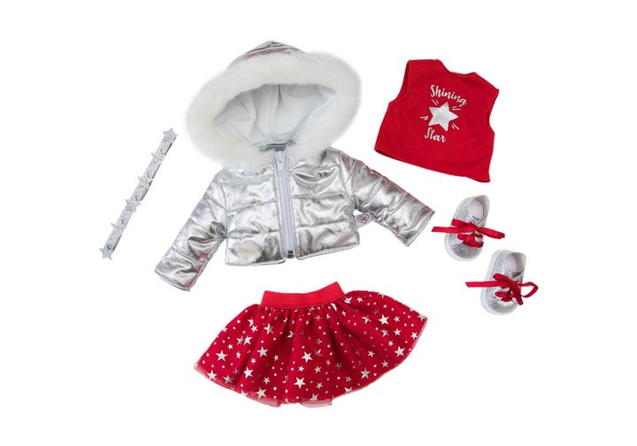 Chad Valley Designafriend Shining Star Outfit