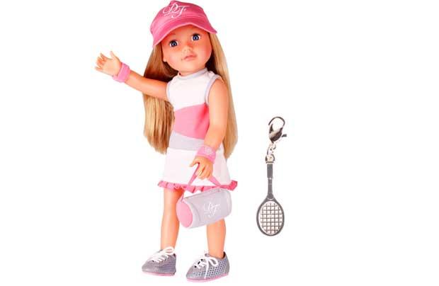 Chad Valley Designafriend Tennis Dress