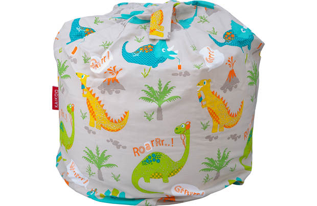 Chad Valley Dino Cotton Beanbag Multicoloured