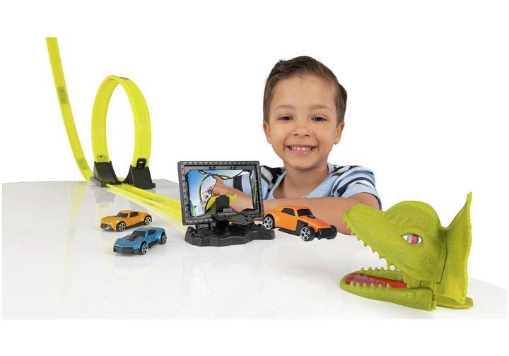 Chad Valley Dino Smash Track Set