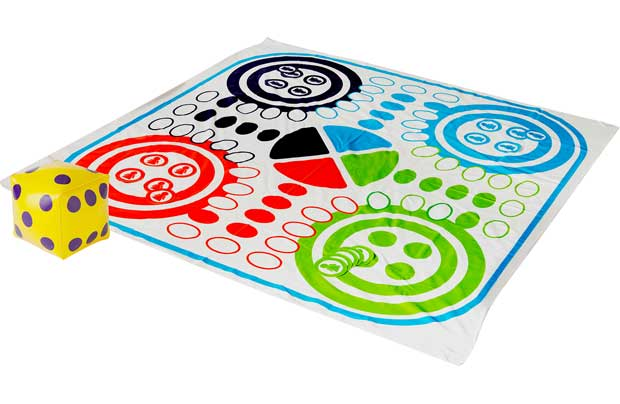 Chad Valley Giant Outdoor Ludo