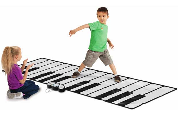 Chad Valley Giant Piano Playmat