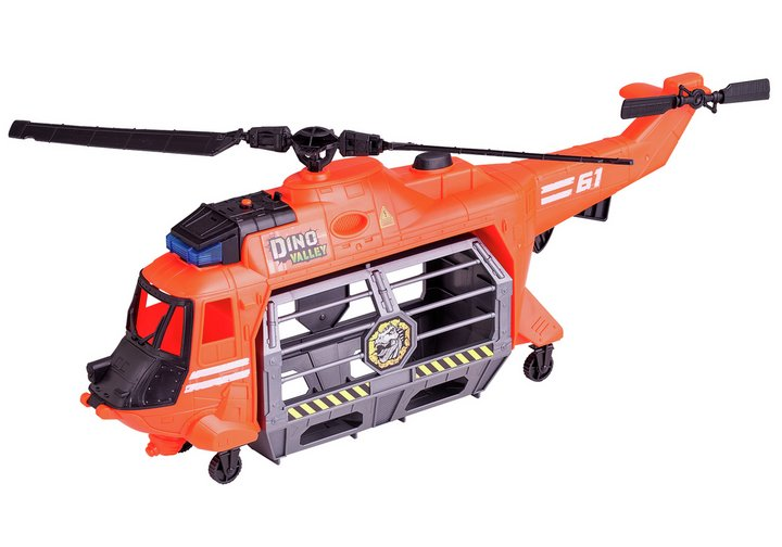 Chad Valley Helicopter Dino Pack