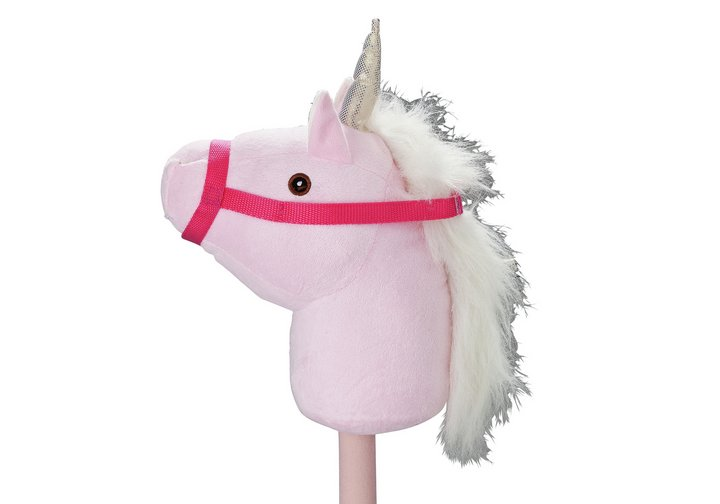 Chad Valley Hobby Horse Unicorn
