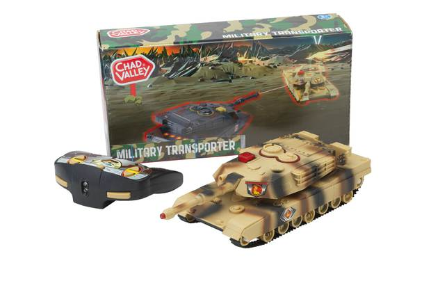 Chad Valley Infrared Controlled Tank