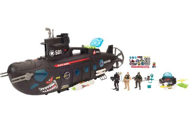 Chad Valley Light And Sound Submarine