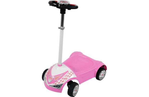 Chad Valley Mini Electric 6V Ride On Pink