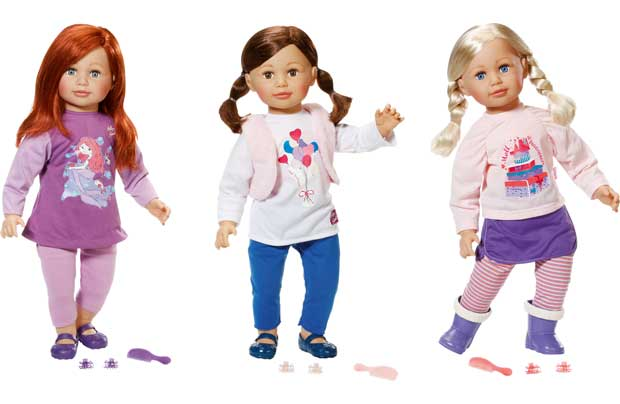 Chad Valley Molly And Friends Libby Doll