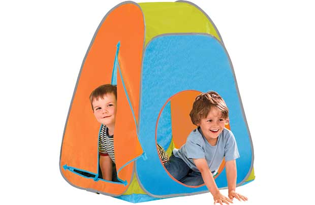 Chad Valley Multicoloured Pop Up Play Tent
