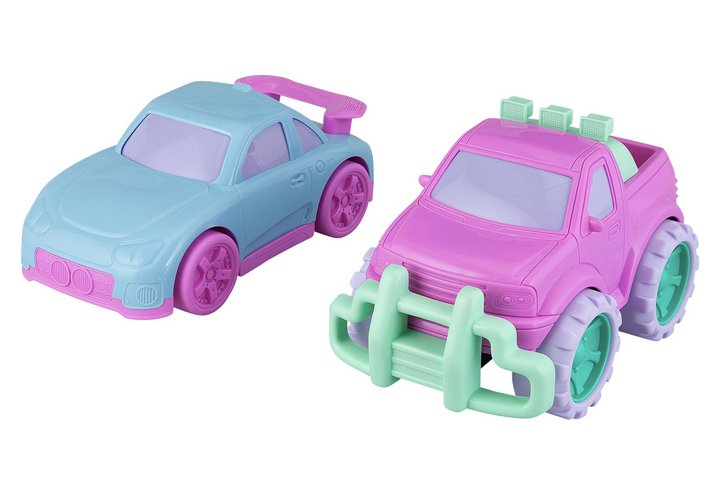 Chad Valley My 1st Vehicles Candy Car - 2 Pack