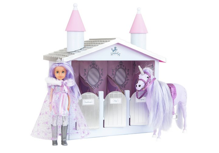 Chad Valley My Magical World Bumper Stable Set