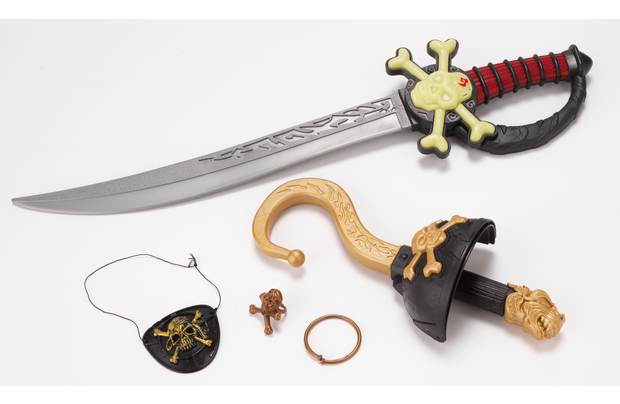 Chad Valley Pirate Accessory Set