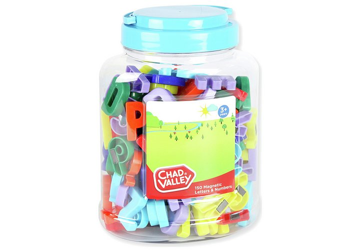 Chad Valley PlaySmart Magnetic Letters Set