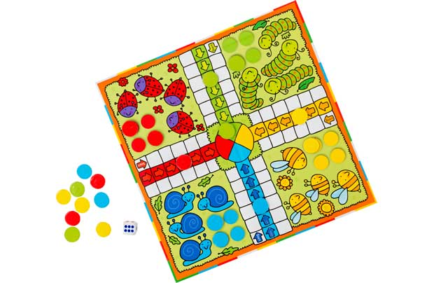 Chad Valley Playsmart Family Fun Learning Games