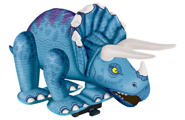 Chad Valley Radio Controlled Inflatable Dinosaur