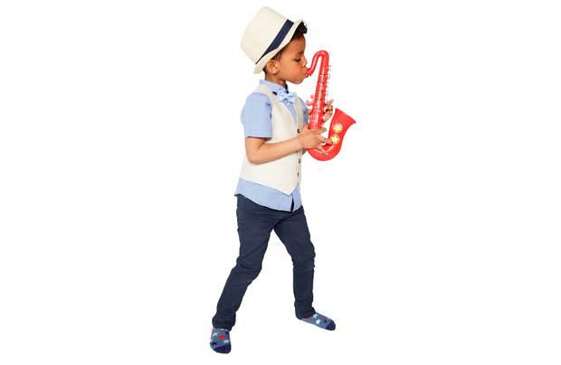 Chad Valley Saxophone