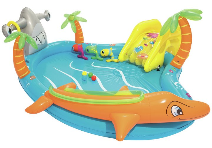 Chad Valley Sea Life Water Play Pool