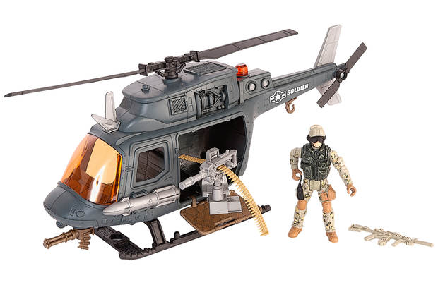 Chad Valley Single Helicopter