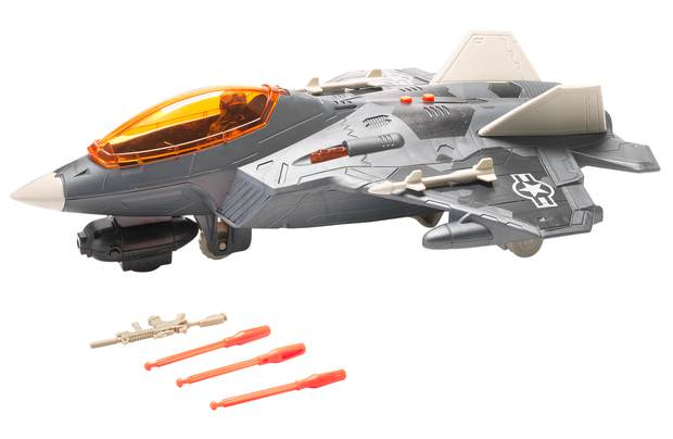 Chad Valley Soldier Viii Aircraft Playset