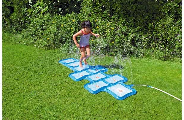 Chad Valley Sprinkler Hopscotch