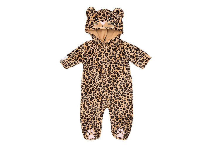 Chad Valley Tiny Treasures Leopard Outfit