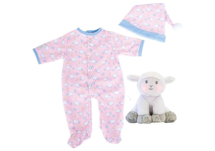 Chad Valley Tiny Treasures Lullaby Set