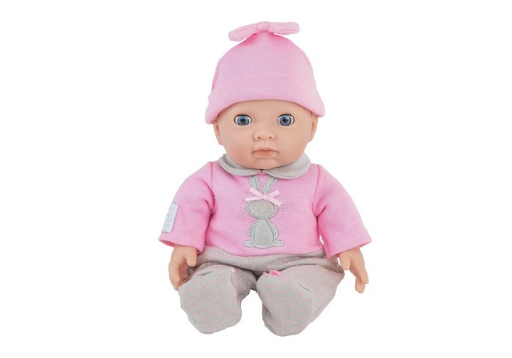 Chad Valley Tiny Treasures My First Baby with Pink Outfit
