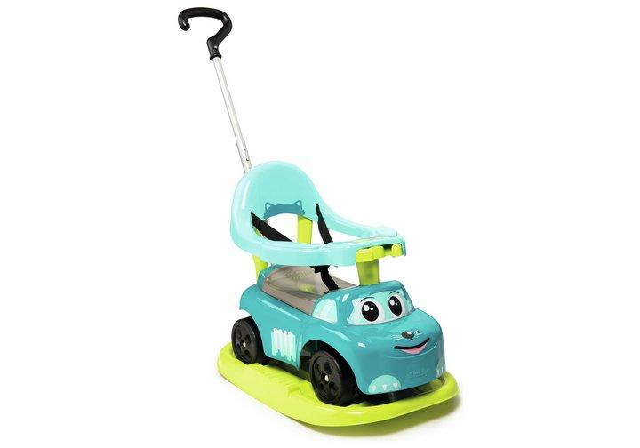 smoby auto bascule - blue