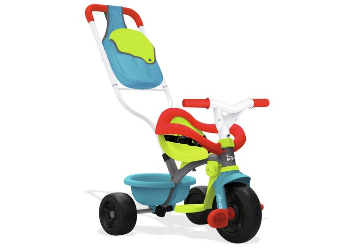 smoby be move comfort tricycle - blue