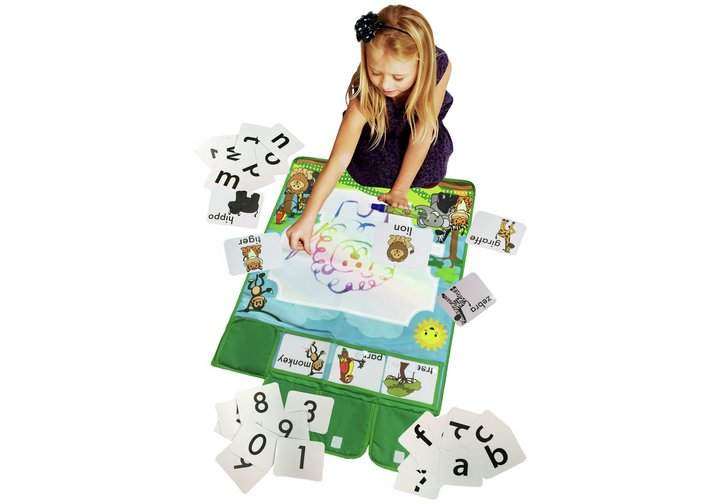 Chad Valley PlaySmart Aqua Mat with Flashcards