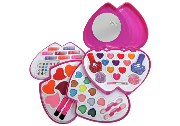 Chad Valley Be U Heart Make-Up Set