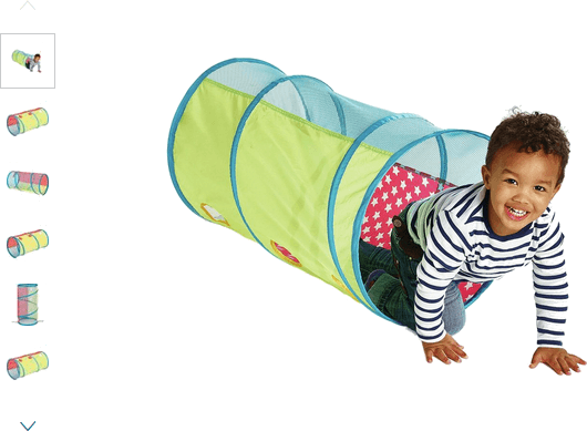 Shop Baby Play Tunnels UK | Baby Play