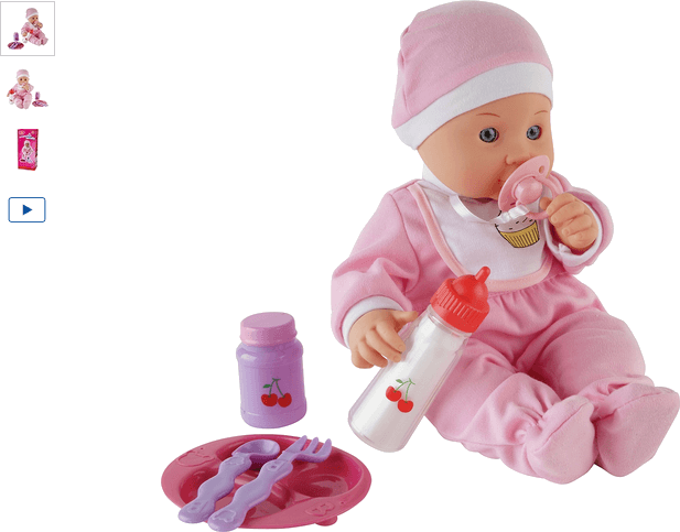 chad valley babies to love interactive isabella doll
