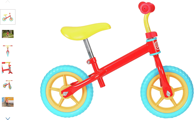 Chad Valley Balance Training Bike