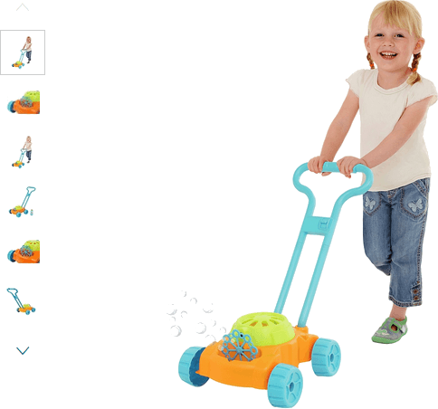 Chad Valley Bubble Lawn Mower