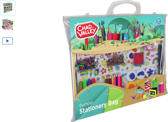 chad valley bumper stationery set